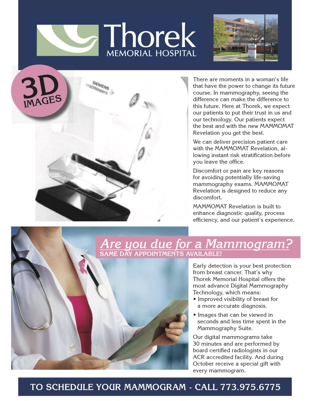 ChicagoHospitalMammogram