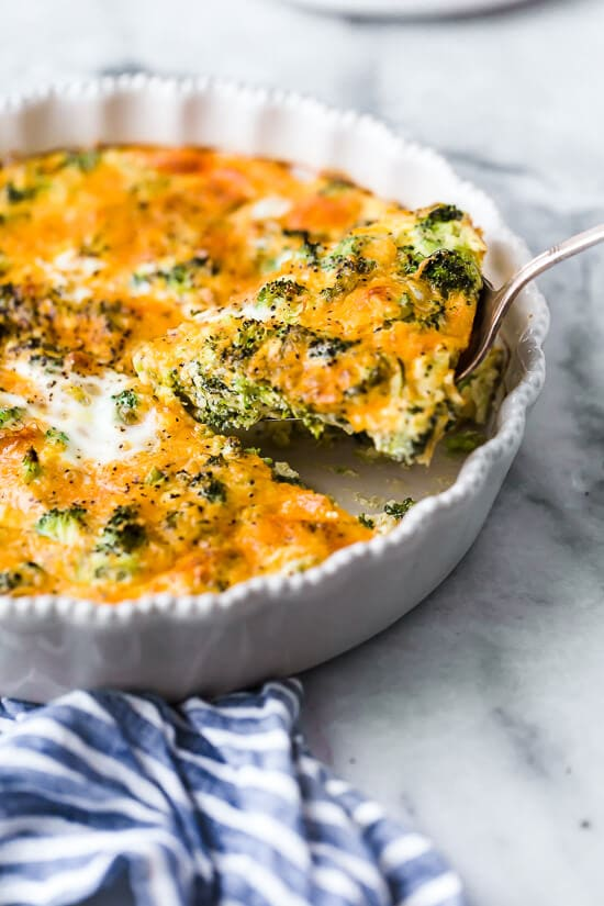 CRUSTLESS-BROCCOLI-_-CHEDDAR-QUICHE-5