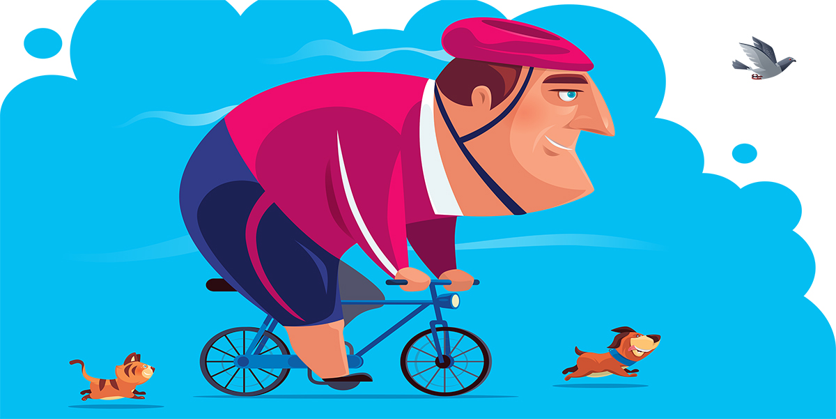 CyclistIllustThorekBlog