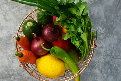 kitchen-basket-veg-fruit-herbs-400x267