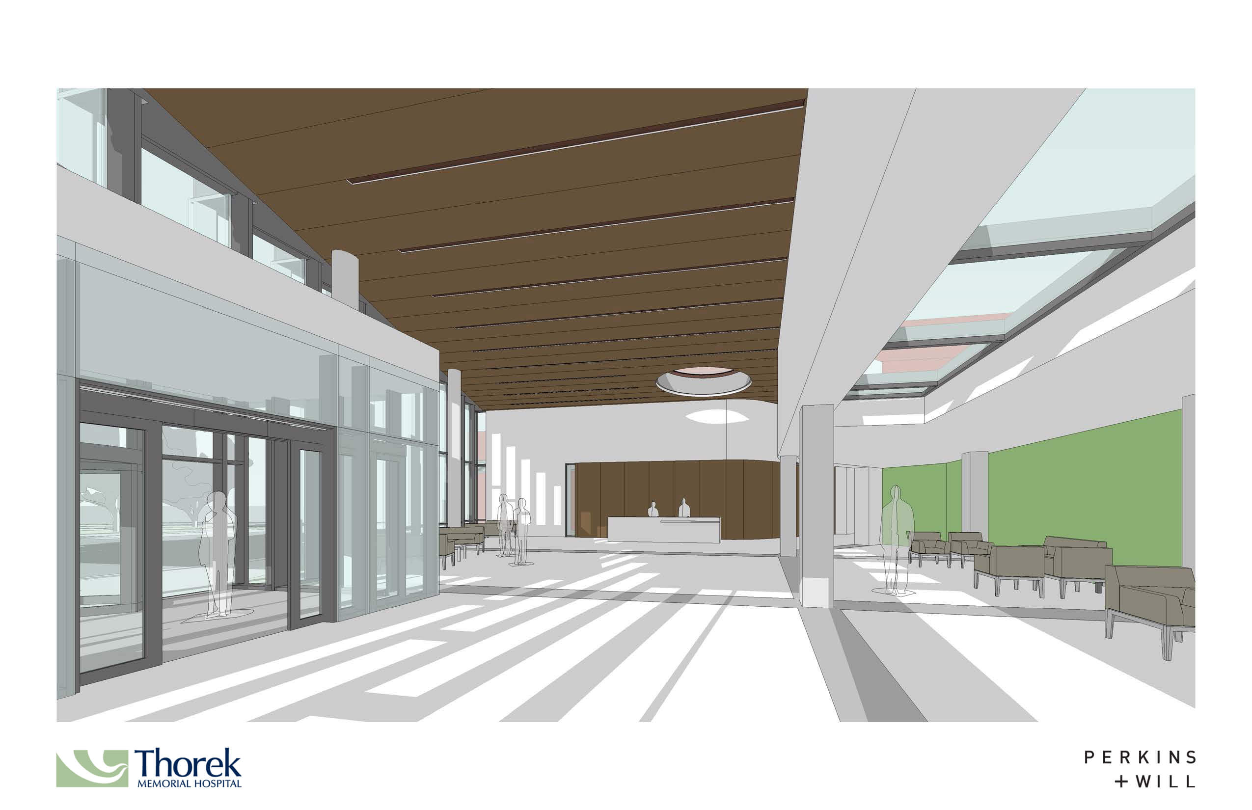 $5 Million Updated Hospital Entry Construction Starting June 25, 2018