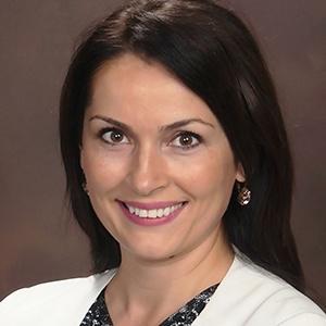 Olena Gordon, MD